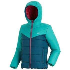Regatta Lofthouse II Jacket Girls Cermic/Moroccan Blue